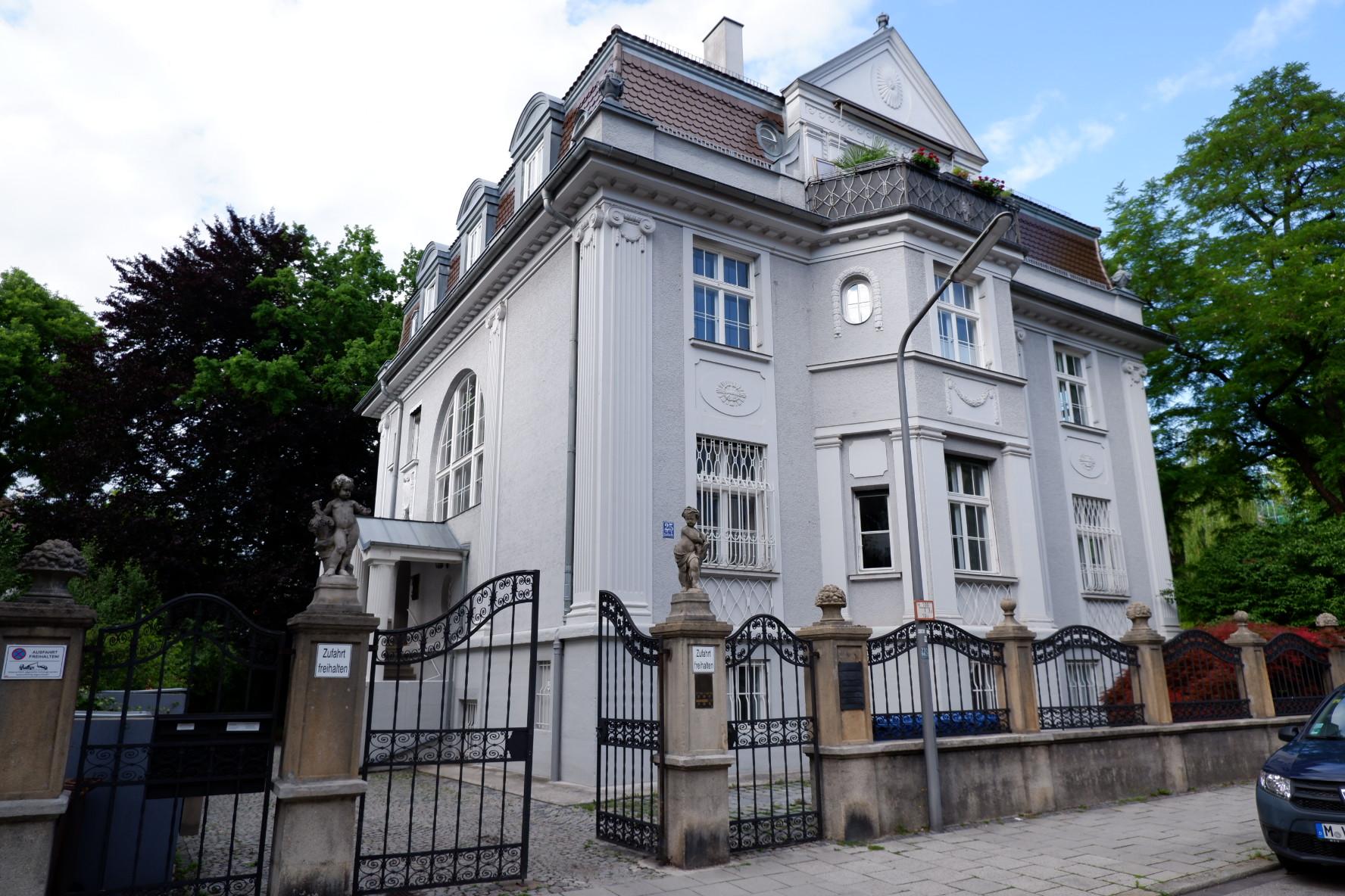 Büro Bogenhausen Cuvilliesstraße